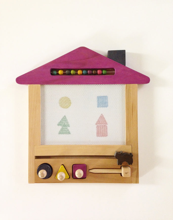 Oekaki House - Magic Drawing Board, Cat-kiko and gg-Shop at Nook