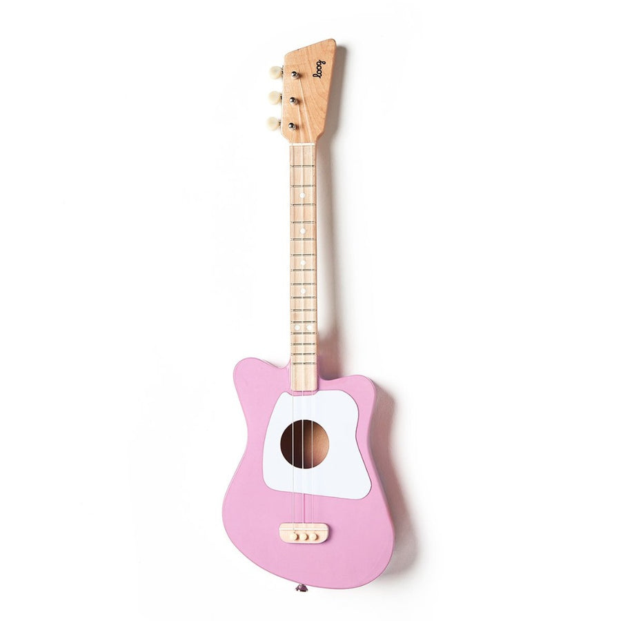 Loog Mini Guitar - Pink