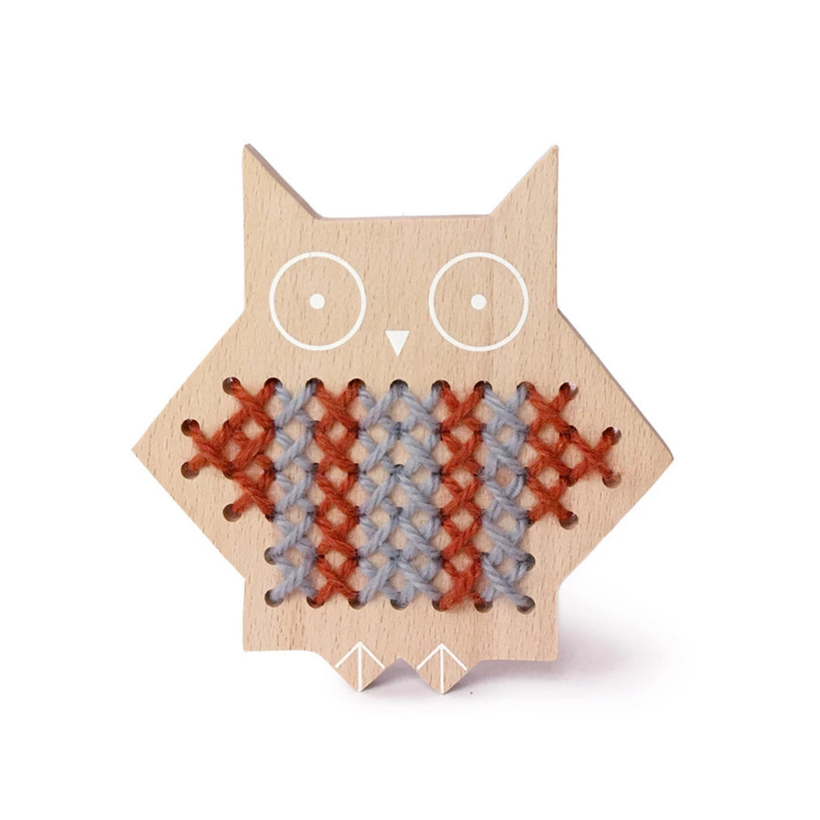 Cross Stitch Friends - Owl-Moon Picnic-Shop at Nook