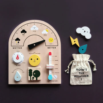 My Weather Station-Moon Picnic-Shop at Nook