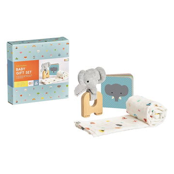 Little Elephant Gift Set-Petit Collage-Shop at Nook
