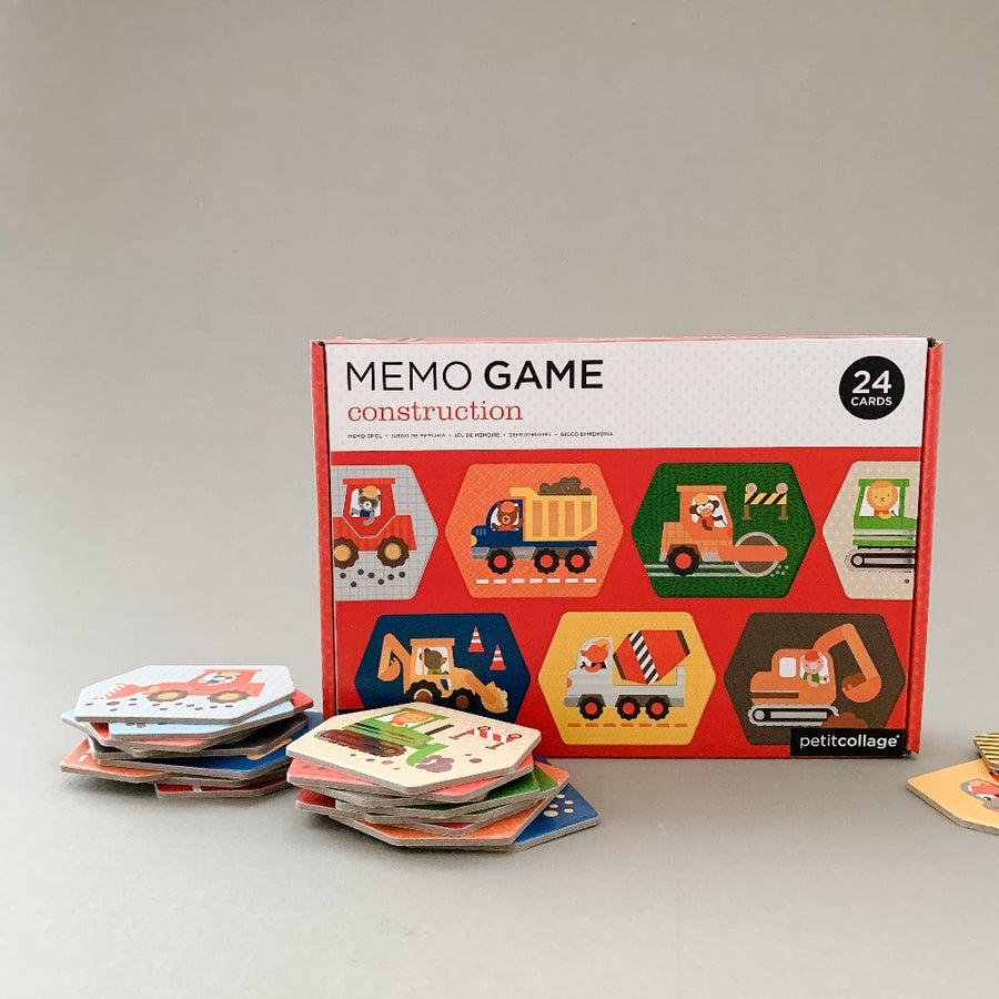Construction Memory Game-Petit Collage-Shop at Nook