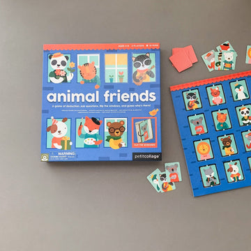 Animal Friends Board Game-Petit Collage-Shop at Nook