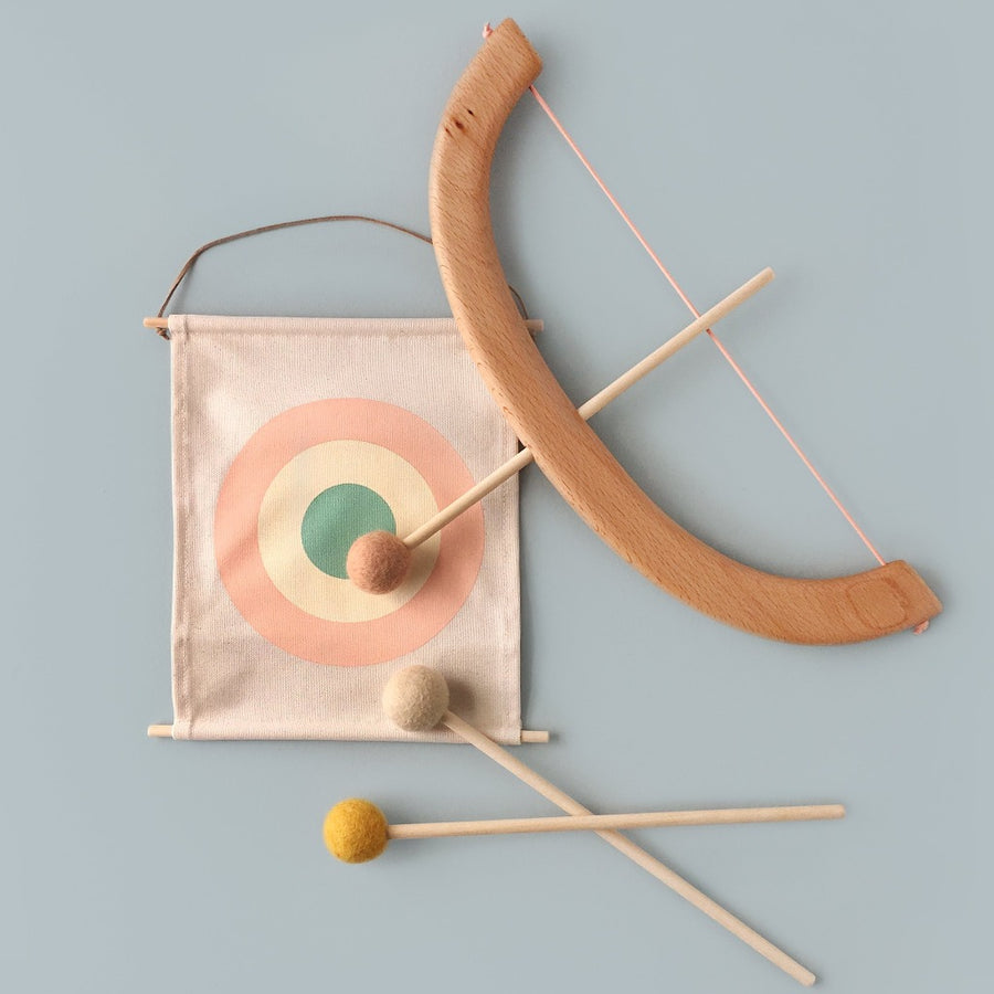 Bow & Arrow Set-toy-Tangerine Toys-Shop at Nook