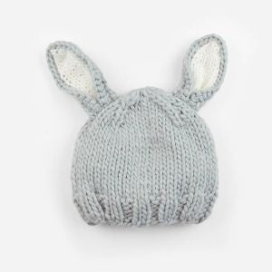 Bailey Bunny Knit Hat-The Blueberry Hill-Shop at Nook