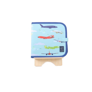 Doodle It & Go Erasable Book-Jaq Jaq Bird-Shop at Nook