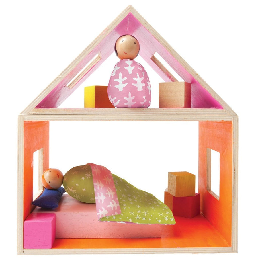 MiO Sleeping + 2 People-Manhattan Toy Company-Shop at Nook
