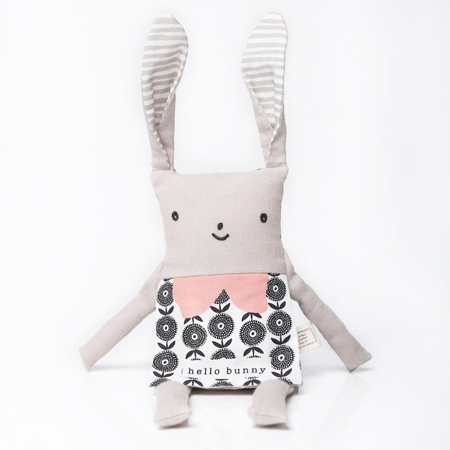 Organic Bunny Flippy Friend-Wee Gallery-Shop at Nook
