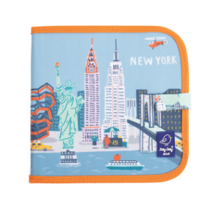 Cities of Wonder Erasable Book-Jaq Jaq Bird-Shop at Nook