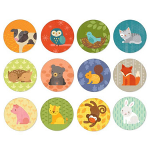 Animals & Babies Memory Game-Petit Collage-Shop at Nook