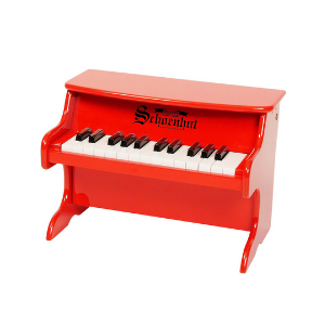 RENTAL Schoenhut Table Top Piano (Red)-Schoenhut-Shop at Nook