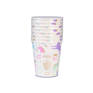Magical Unicorn Cups - Pack of 8-Daydream Society-Shop at Nook