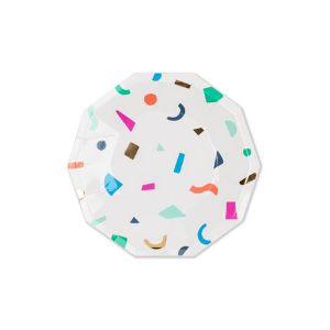 Happy Everything Small Plates - Pack of 8-Daydream Society-Shop at Nook