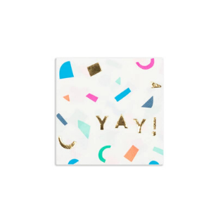 Happy Everything Small Napkins - Pack of 16-Daydream Society-Shop at Nook