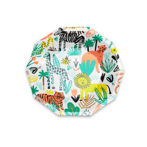 Into the Wild Small Plates - Pack of 8-Daydream Society-Shop at Nook