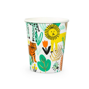 Into the Wild Cups - Pack of 8-Daydream Society-Shop at Nook