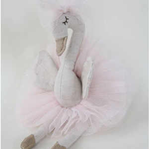 Small Tutu Swan-Miss Rose Sister Violet-Shop at Nook