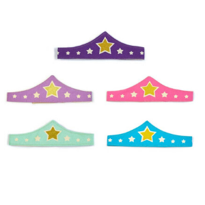 Super Tiaras-Lovelane Designs-Shop at Nook