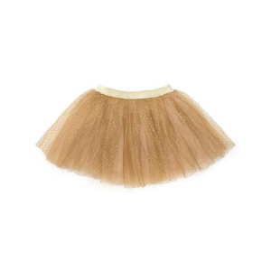 Tutu - Gold Glitter-Sweet Wink-Shop at Nook