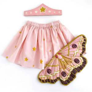 Butterfly Gift Set - Wings, Tiara & Skirt-Lovelane Designs-Shop at Nook