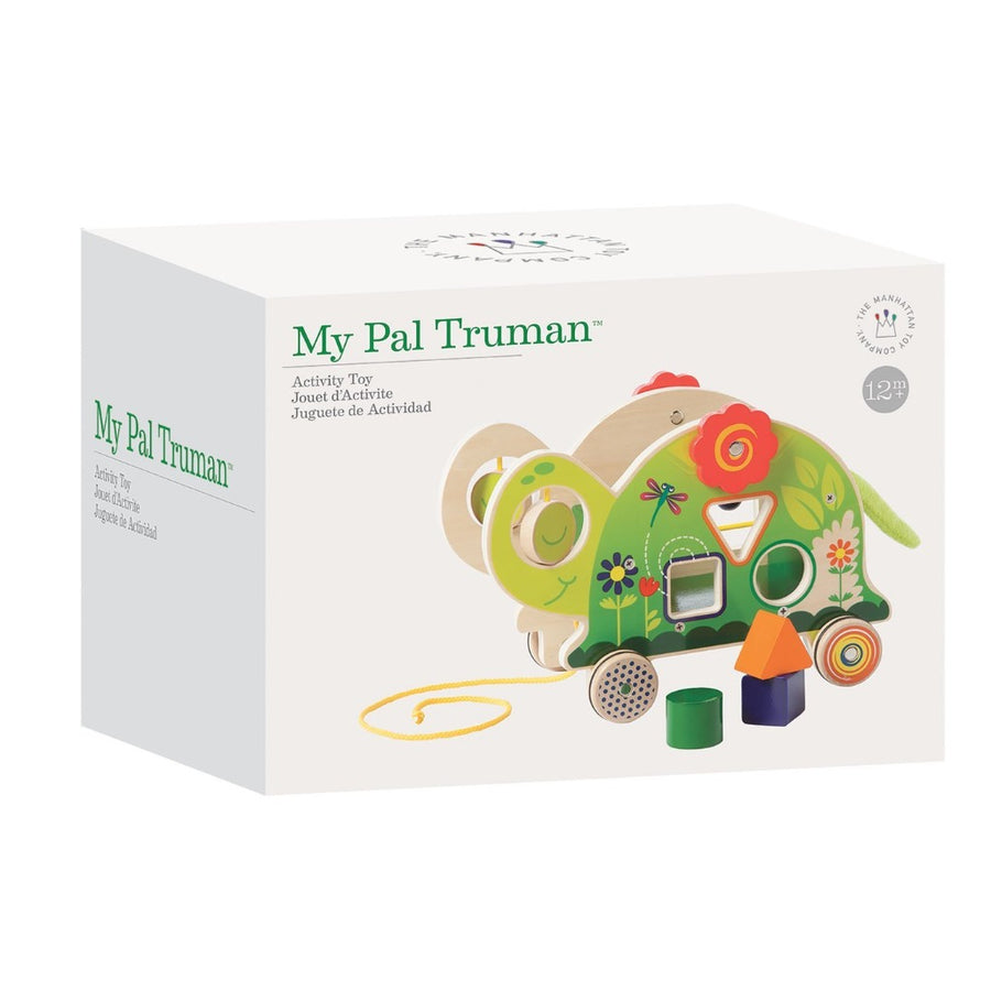My Pal Truman-Manhattan Toy Company-Shop at Nook