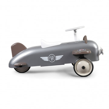 RENTAL Baghera Speedster Plane (Silver)-Baghera-Shop at Nook