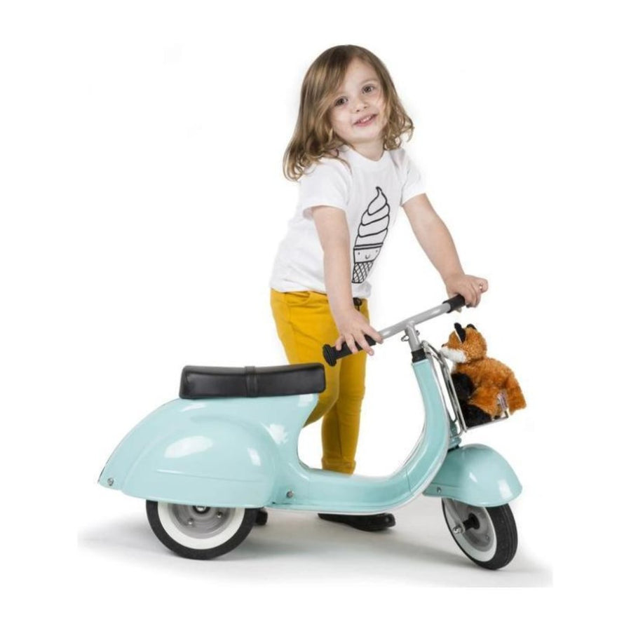 Primo Ride-On Scooter (Various Colors)-Ambosstoys-Shop at Nook