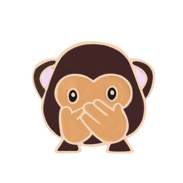 Monkey Speak No Evil