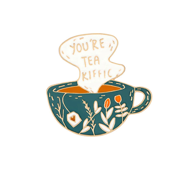You're Tea-riffic