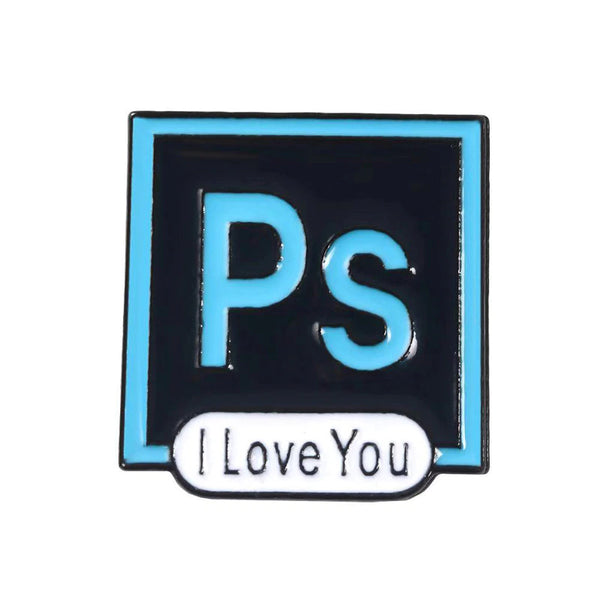 Adobe Ps I Love You