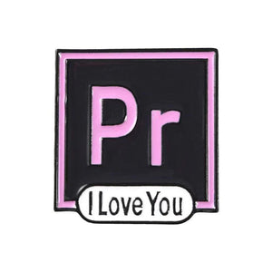 Adobe Pr I Love You