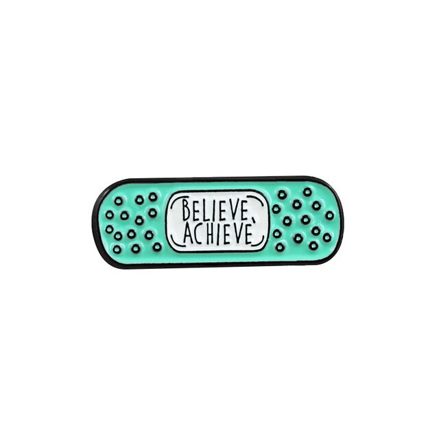 Plaster Band-Aid - Believe Achieve