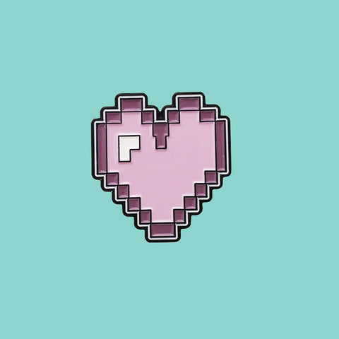 Game Pixel Heart