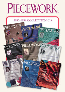 PieceWork 1993-1994 Collection DownloadImage