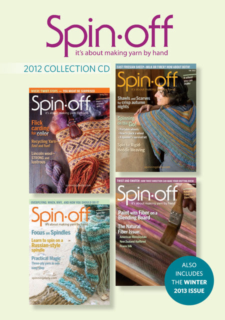 Spin-Off 2012 Collection DownloadImage