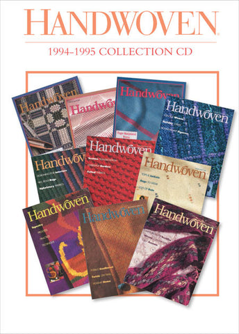Handwoven 1994-1995 Collection DownloadImage