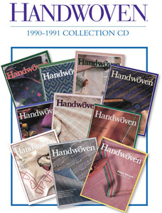 Handwoven 1990-1991 Collection DownloadImage