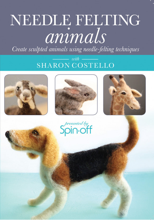Needle Felting Animals Video DownloadImage