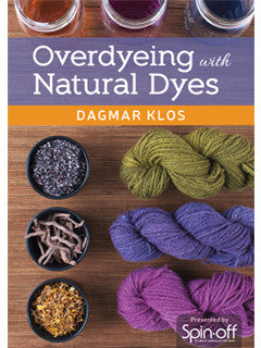Overdyeing with Natural Dyes Video DownloadImage