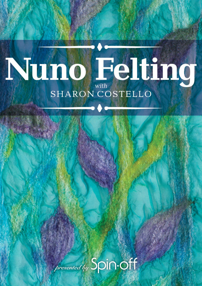 Nuno Felting Video DownloadImage