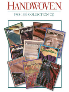 Handwoven 1988-1989 Collection DownloadImage