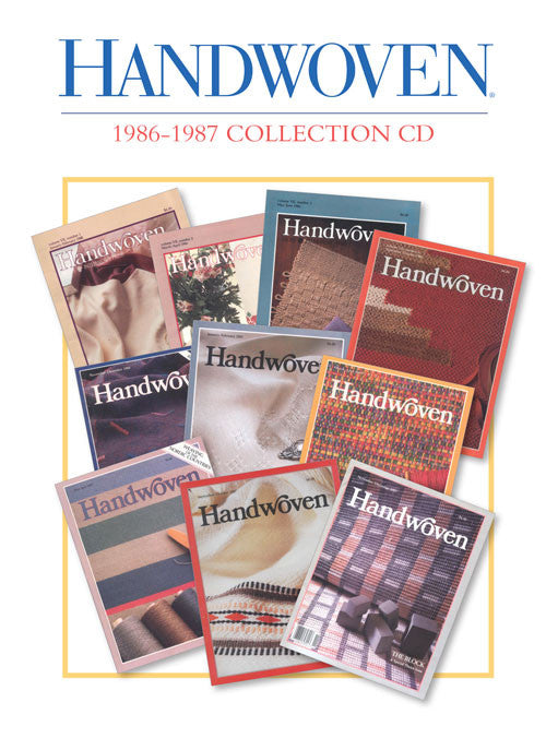 Handwoven 1986-1987 Collection DownloadImage