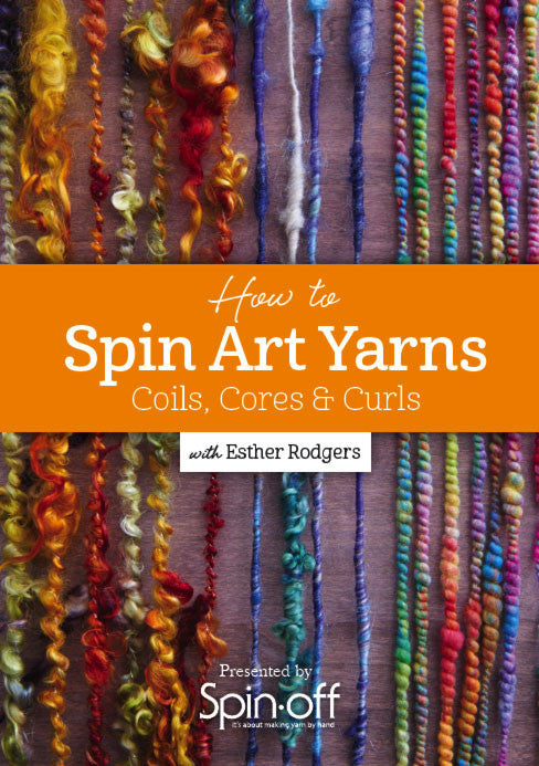 How to Spin Art Yarns Video DownloadImage