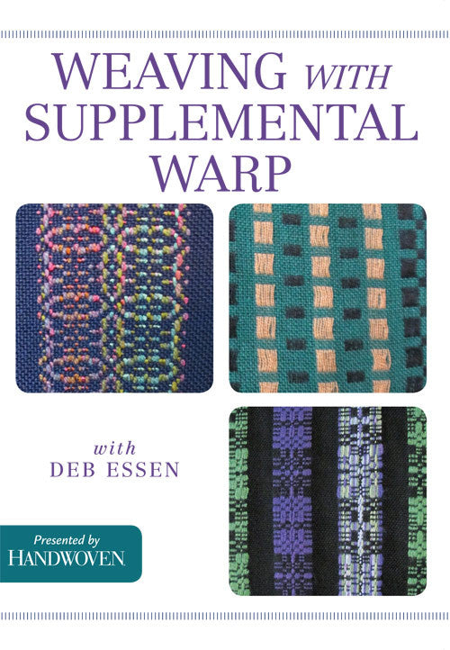 Weaving with Supplemental Warp Video DownloadImage