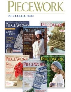 PieceWork 2015 Collection DownloadImage