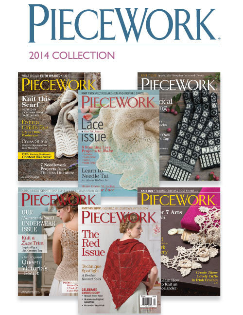 PieceWork 2014 Collection DownloadImage