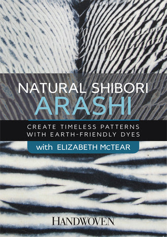 Natural Shibori: Arashi Video DownloadImage