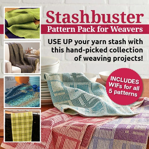 Stashbuster Pattern Pack for Weavers