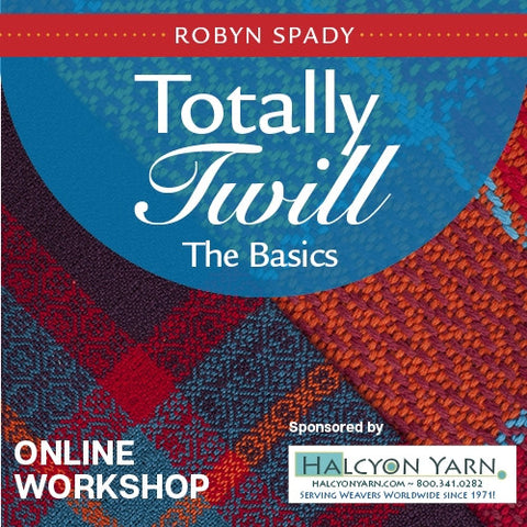 Totally Twill: The Basics Online WorkshopImage