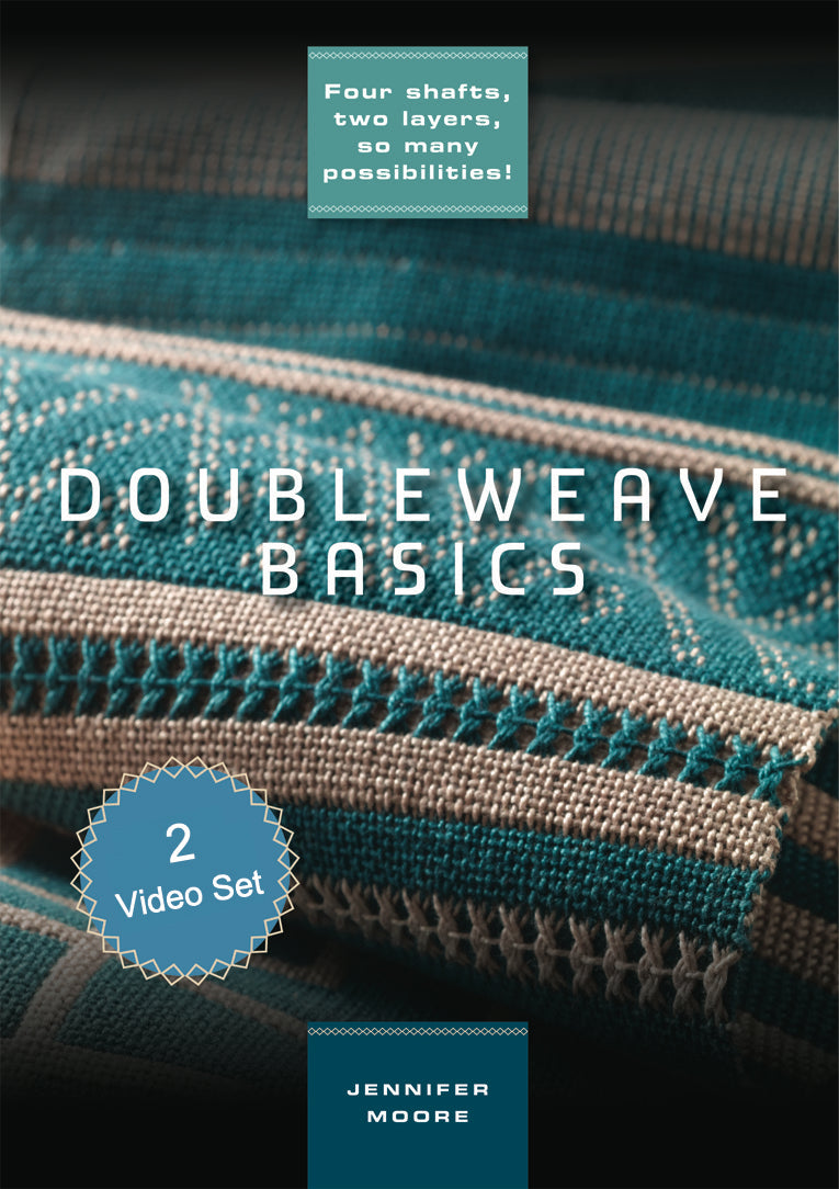 Doubleweave Basics Video Download